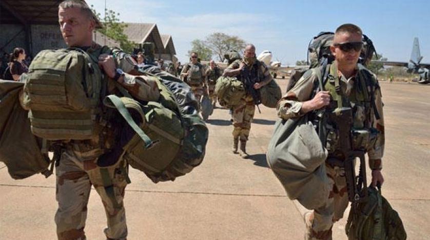 خروج نظامی فرانسه از سوریه در صورت رسیدن به راهحل سیاسی