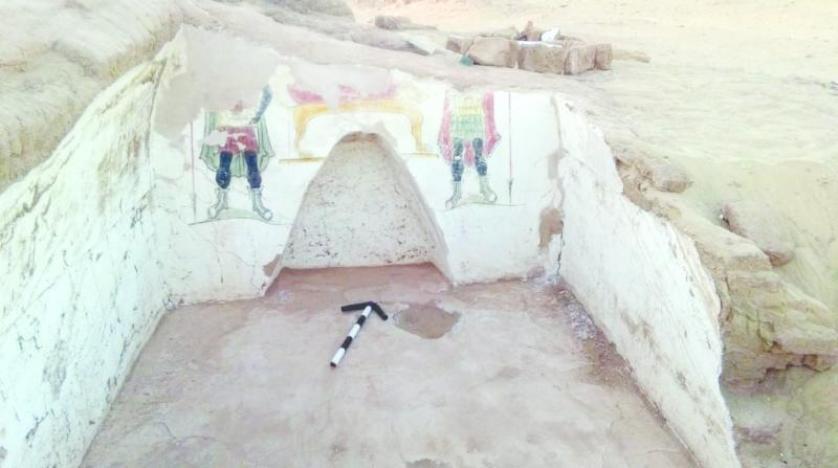 مصر؛ کشف دو مقبره باستانی از دوران رومانیان