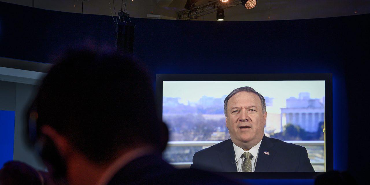 پمپئو: اجازه نمی دهیم ایران یک کره شمالی دیگر شود