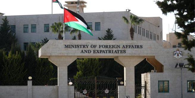 اردن برای سفارت خود در دمشق کاردار تعیین کرد