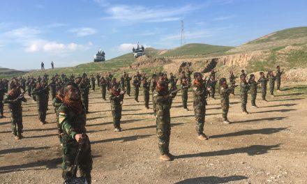 حزب «آزادی»کردستان به «الشرق الاوسط»:: برنامه راهبردی ما تشکیل کشورى مستقل از ایران است
