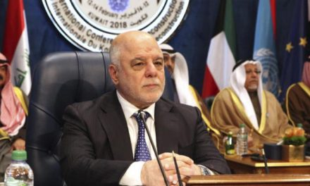 توضیحات العبادی دربارهٔ یورش به خانه دولتی خود توسط تیم حفاظت عبدالمهدی