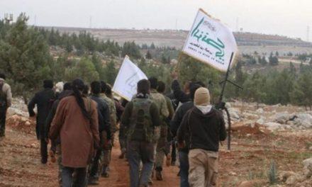 حمله به جنوب ادلب و ادامه درگیری گروهکها در غرب حلب