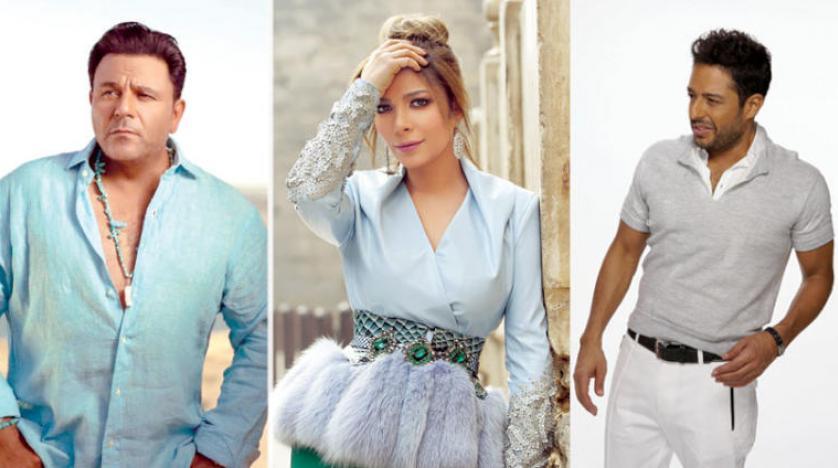 بازگشت بزرگان ترانههای عربی