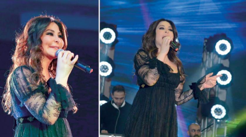 الیسا در قاهره؛ خواندن برای جنگ با سرطان