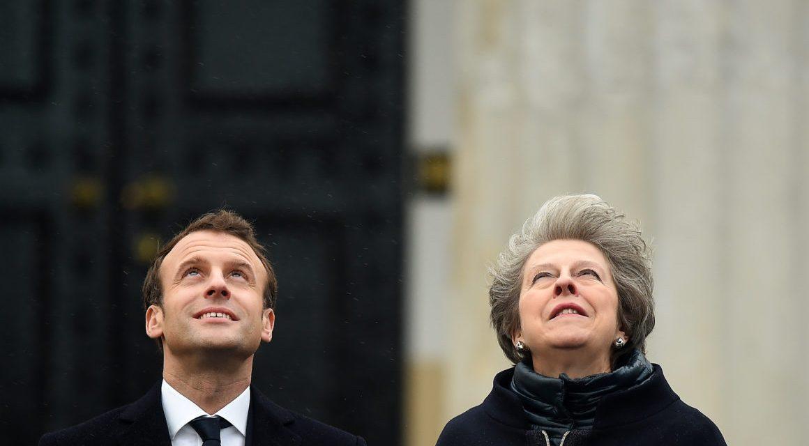 طرح اضطراری فرانسه برای مقابله با خروج بدون توافق بریتانیا از اتحادیهٔ اروپا