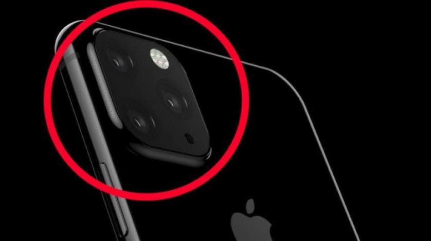 آیفون ۱۱ با سه دوربین پشتی در راه است