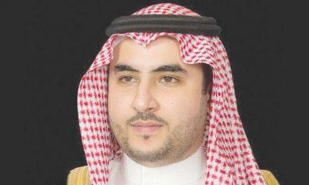 خالد بن سلمان: شبهنظامیان حوثی بر ادامهٔ رنج ملت یمن اصرار دارند