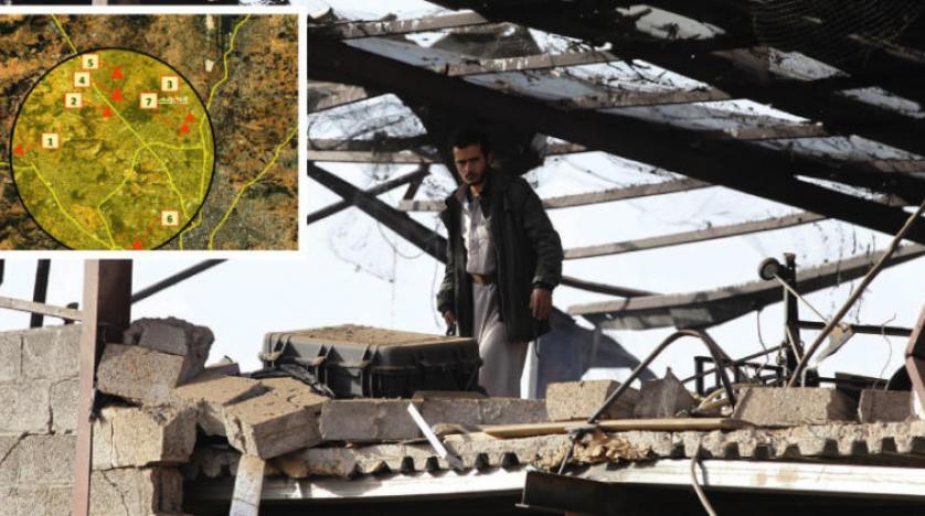ائتلاف عربی: متلاشیشدن ۷ پایگاه «پهبادی» حوثی در صنعا
