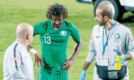 نفس راحت تیم فوتبال ملی سعودی با بازگشت «الشهرانی»