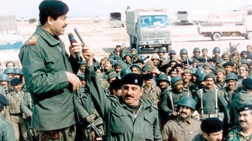 اختلاف نظر درباره وضعیت حقوقی ستایش از صدام