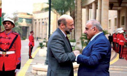 عراق و اردن مرحلهٔ جدید یکپارچگی و همکاری را آغاز کردند