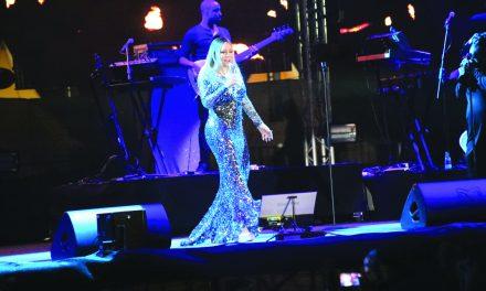 شرکت ۱۰ هزار سعودی در کنسرت ماریا کری در جده