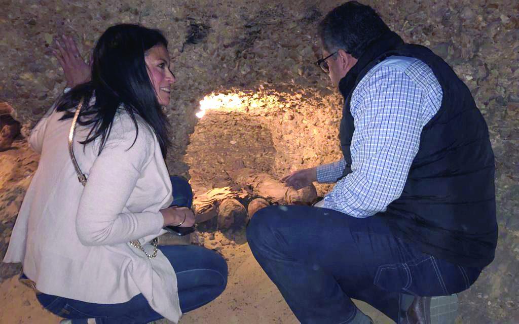 سال ۲۰۱۹ در مصر با کشف ۴۰ جسد مومیایی شده دوره باستان آغاز شد